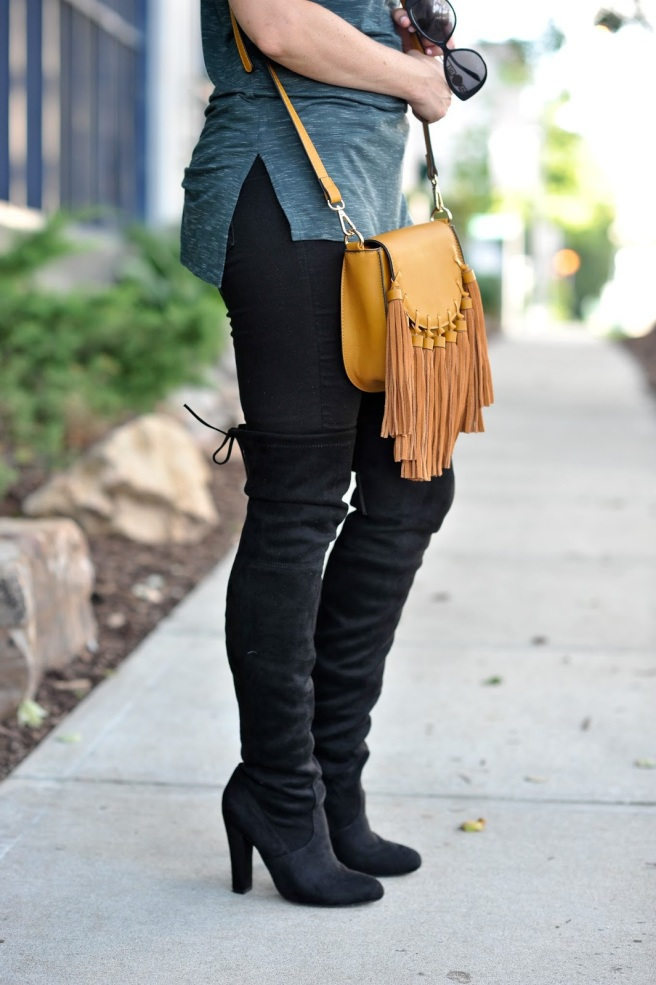 Steve Madden 'Gorgeous' Over the Knee Boots