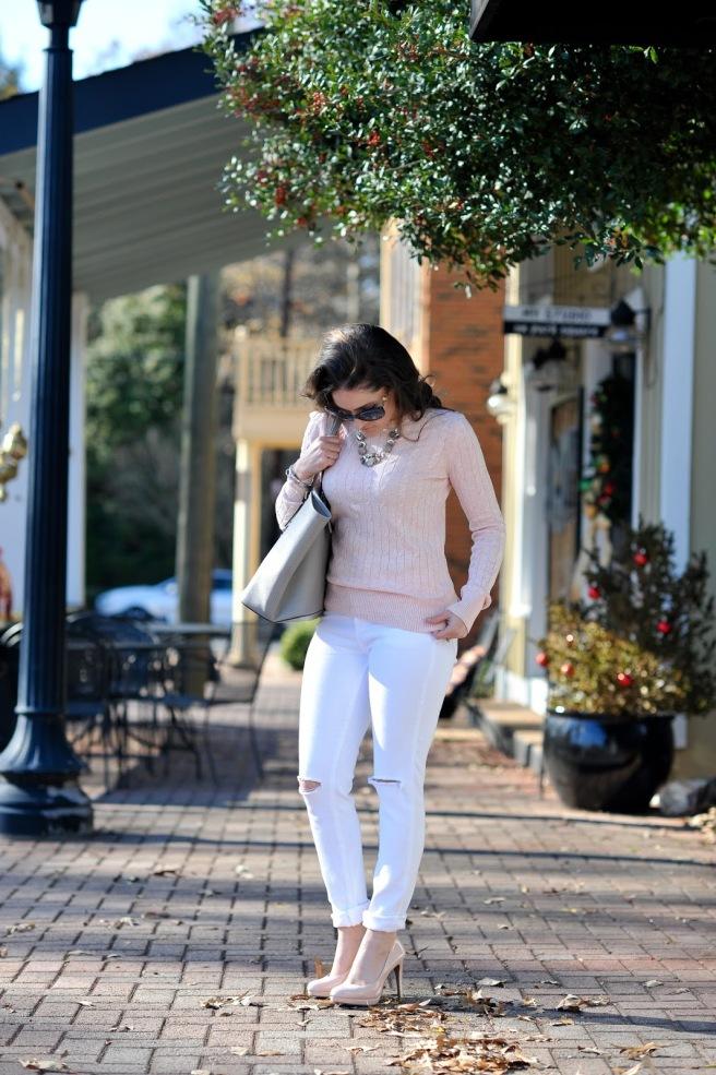 Fashion Blogger Erica Valentin