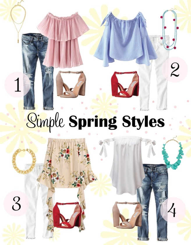 Spring Styles from Zaful by Erica Valentin